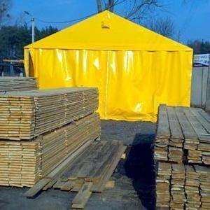 Skład drewna 5